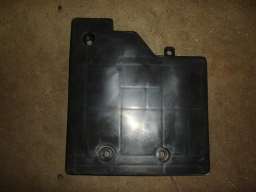 Battery Cover MT-13 Scooter-1055