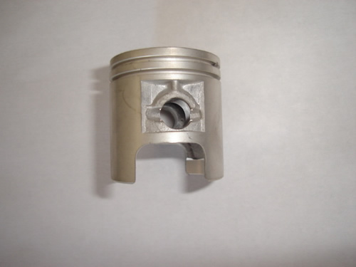 Piston 2 stroke 50cc Geely style engine 43mm 10mm wrist pin D1E41QMB-1110