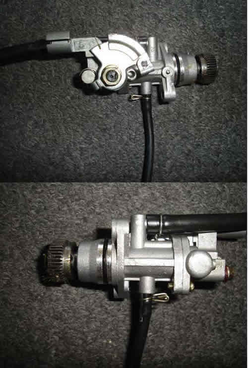 49.5cc OIL PUMP ASSY