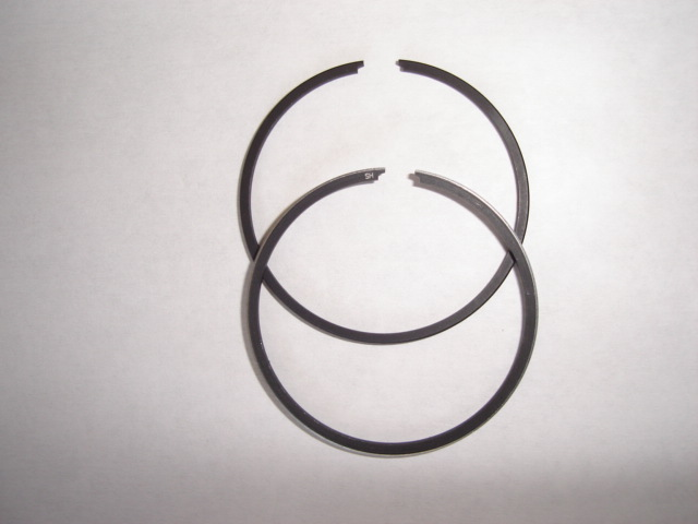 Piston Rings 43mm D1E41QMB -2 stroke 50cc-1696
