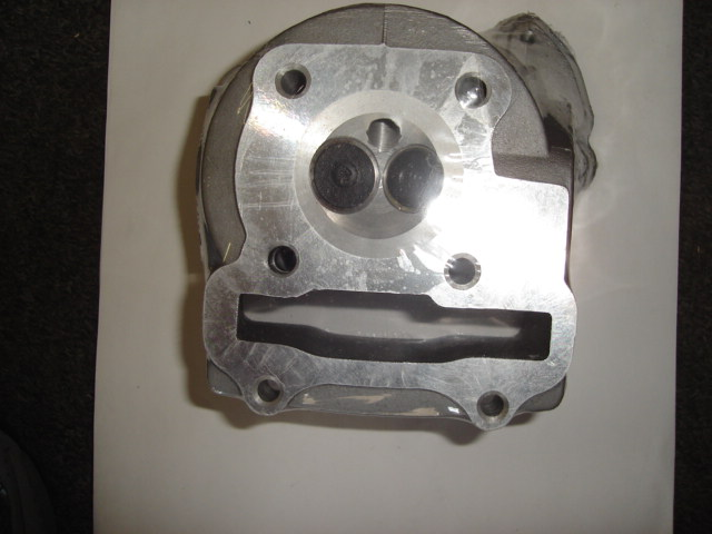 80cc Cylinder head with Valves-1844