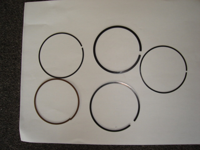 Piston Rings 250cc-300cc-69mm-1907