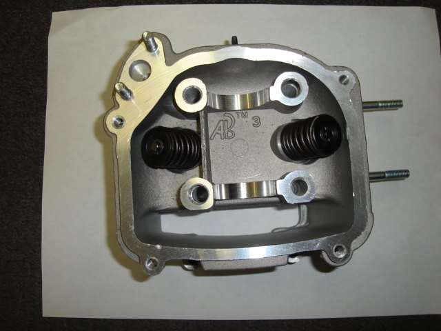 Cylinder head with EGR Valve 150cc-1997