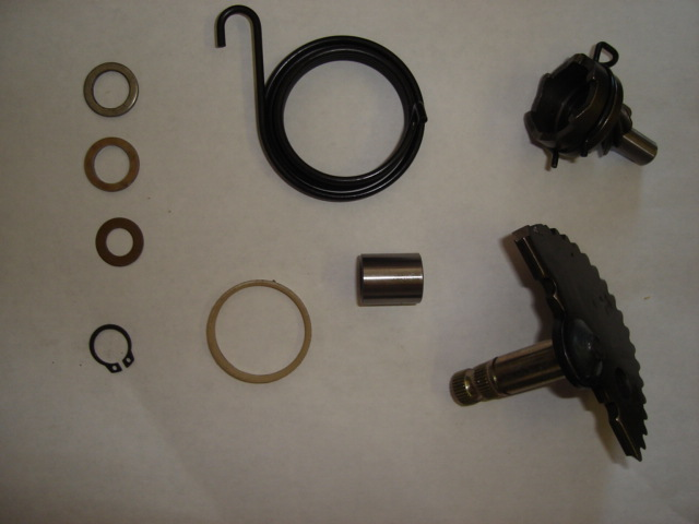 Internal Kick Start Parts 50cc 4-stroke Scooter Engine-214