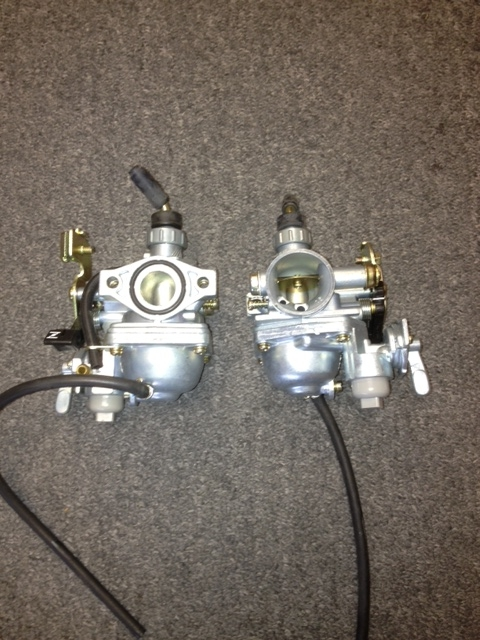 19mm ATV Carburetor-2418