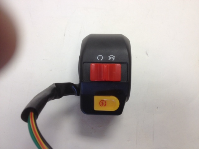 110cc ATV Start/Kill Switch-2749