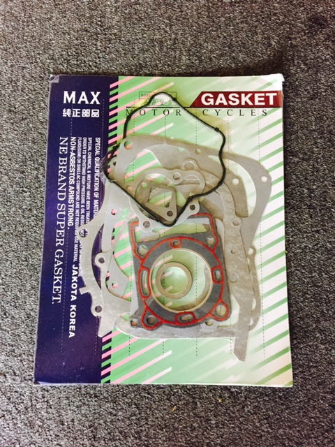 Gasket Set CF Moto 150cc Engine Item-2472
