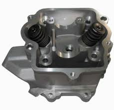CN250 Cylinder Head-Valve Cover