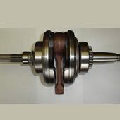 D1E41QMB Crankshaft-Piston-Rings