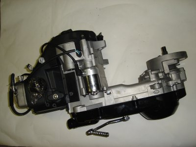 Replacement 150cc engine Long case 19 inches - 1100