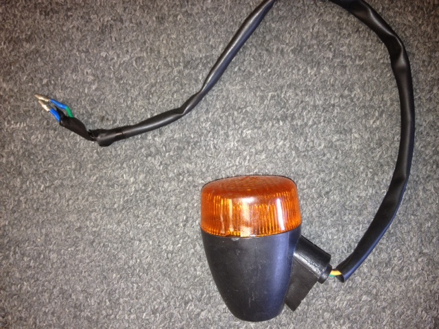 Left Front Turn Signal Assembly MT-2 Scooter-876