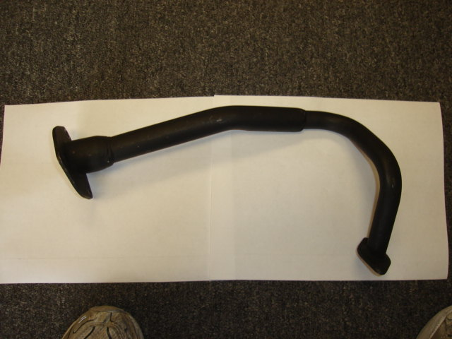 Exhaust pipe GMI 104-2136