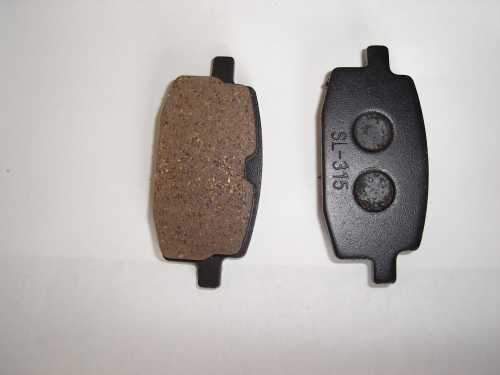 Front Disc Pads MT-13 Scooter-912