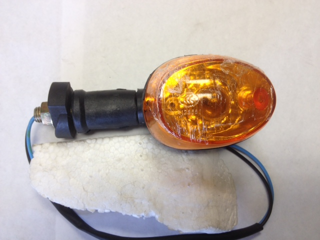 Left Rear Turn Signal Light Assembly, Vento Triton R4 Scooter-809