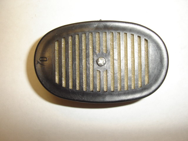 Drive Cover Vent-2180