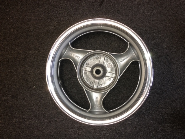 Rear alloy wheel drum  13 inch 150cc Vento Phantom GMI 406 -1608