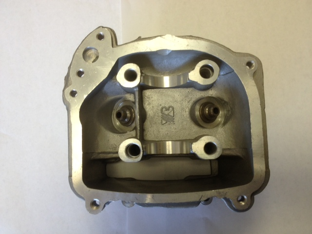 150cc 58mm Cylinder Head No Valves-2698