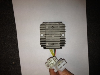 Voltage Regulator 150cc-300cc-1710