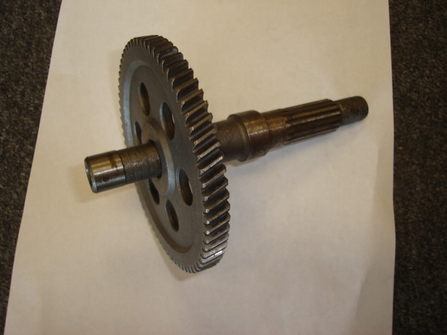 Output Shaft and Gear D1E41QMB-1655