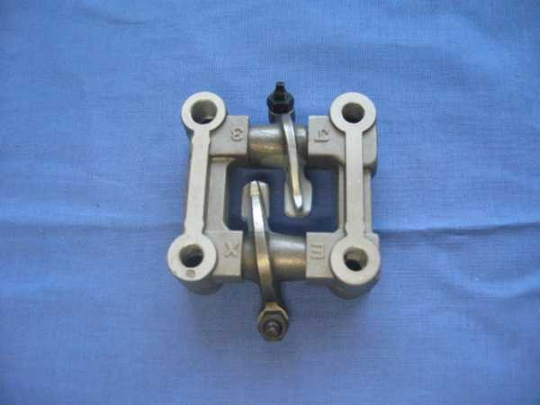 80cc Camshaft holder with Tappetts-2709