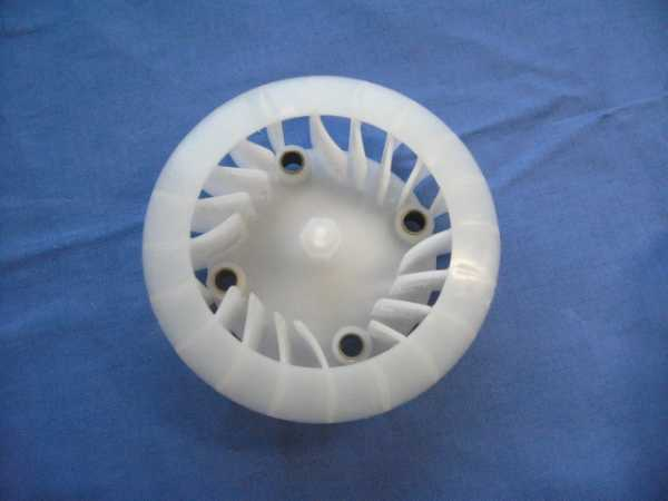 Plastic Cooling Fan 50cc 4-stroke Engine-392