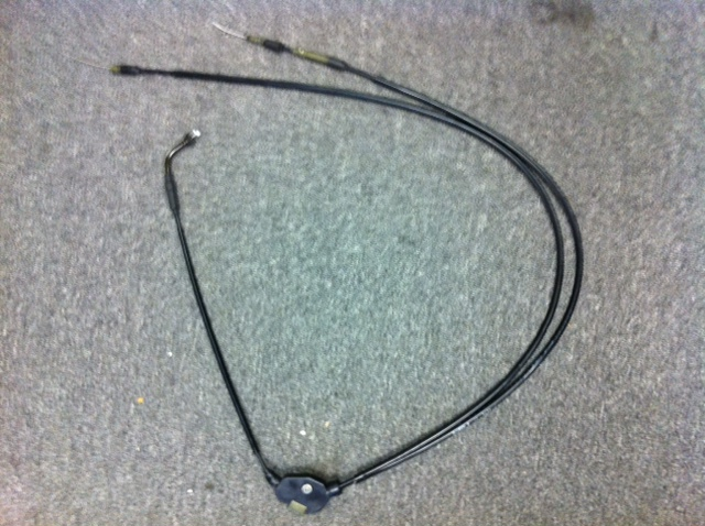 Throttle Cable 2-Stroke Venus Item 2364