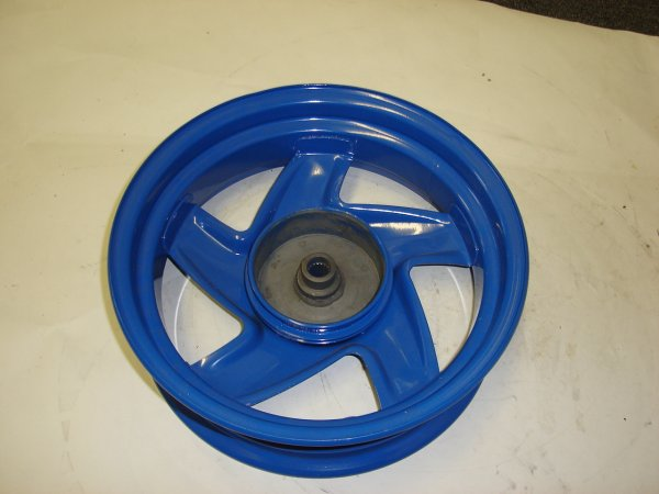 Rear Wheel Steel,  Rear Drum, Triton r4 Scooter-767