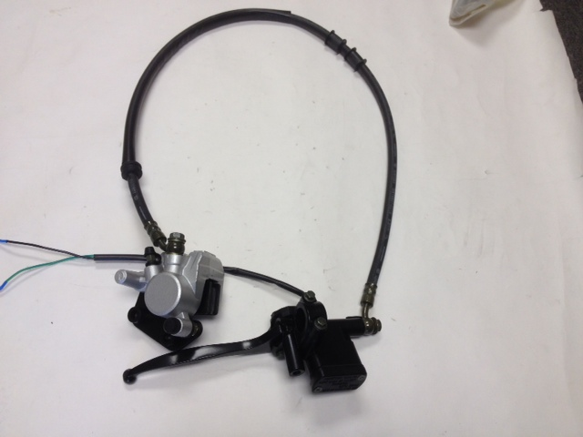 Front Disc Scooter Brake Assembly GMI 104-186
